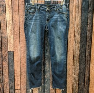 Silver Jeans Elyse Slim